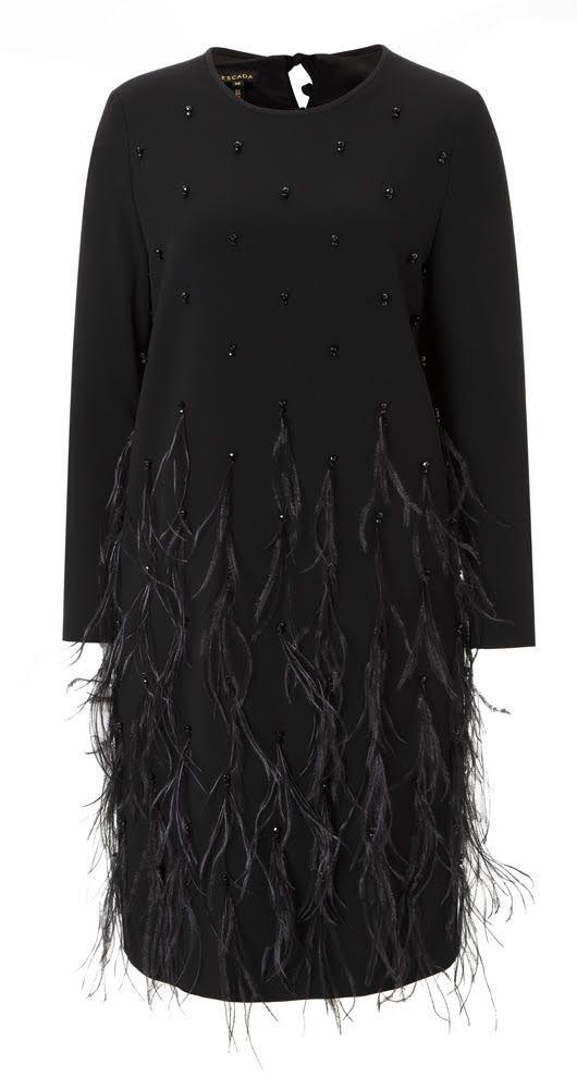 Ritratto di una petite robe noire