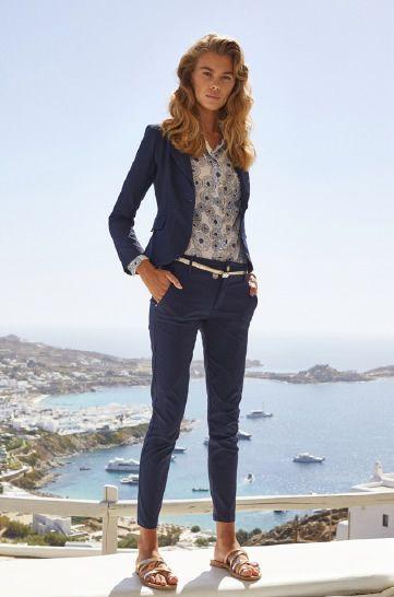 online store bcca1 92379 Mykonos ispira Roberta Biagi - FashionChannel