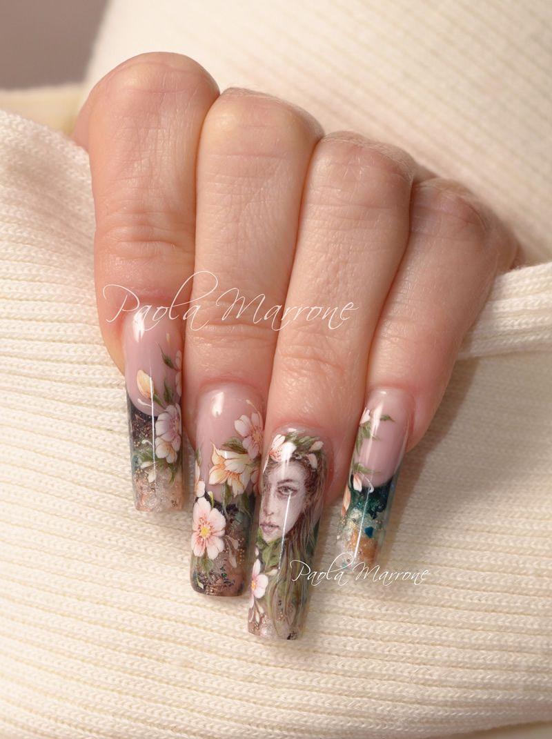 Candi sostiene i campionati Nail Design 5