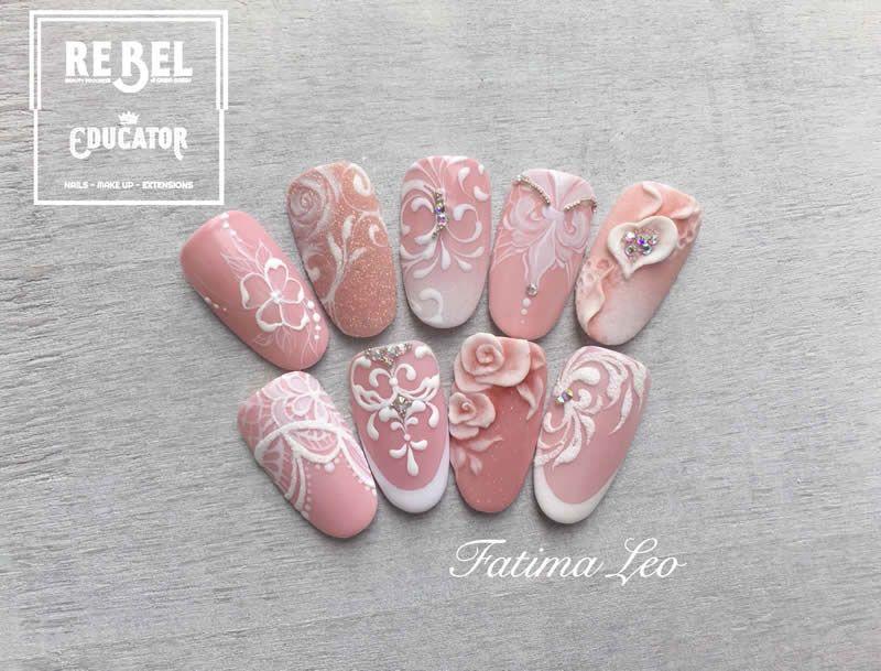 Candi sostiene i campionati Nail Design 3