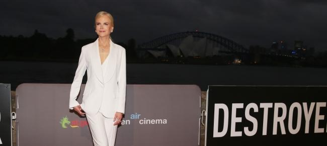 FashionChannel - Ermanno Scervino veste Nicole Kidman 2591eef78cd9