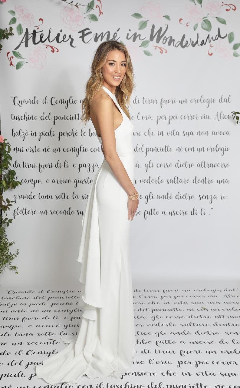 9ee90f50d8be Atelier Eme  presenta la sposa 2020 - FashionChannel
