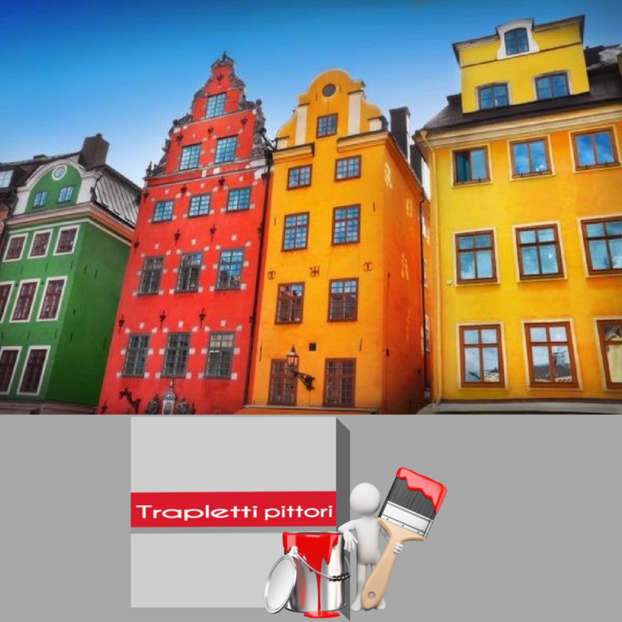Colori Per Facciate Case casa: facciate esterne: colori e stili di tendenza