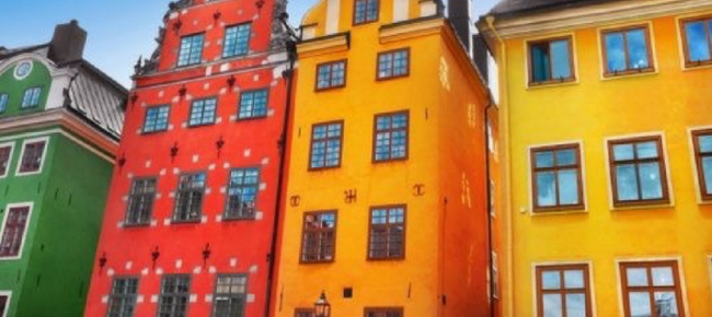Casa Facciate Esterne Colori E Stili Di Tendenza