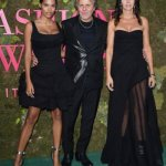 Renzo Rosso ai Green Carpet Fashion Award 1