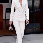 Gigi Hadid indossa le scarpe Loriblu 2